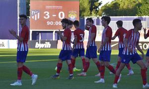 Temp. 2018-19   Juvenil A - UD Las Palmas   Grupo