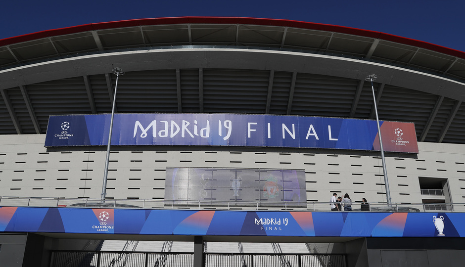 Temp. 2018-19 | Final de la Champions League | Wanda Metropolitano