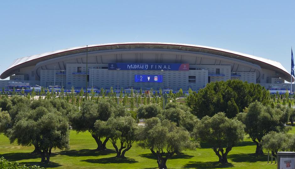 Temp. 2018-19 | Final de la Champions League | Wanda Metropolitano
