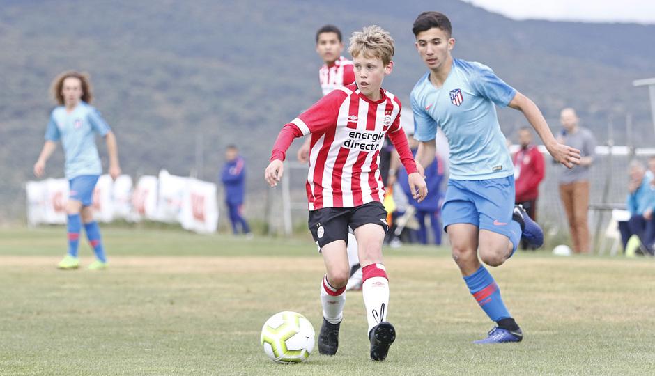 Wanda Football Cup | PSV - Atlético de Madrid Infantil A