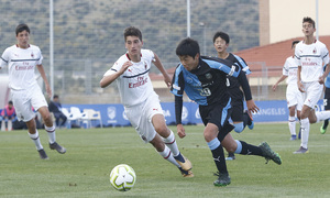 Wanda Football Cup   AC Milan - Kawasaki