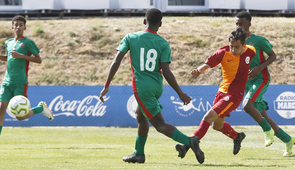 Wanda Football Cup   Galatasaray - Shabab Al Ahli