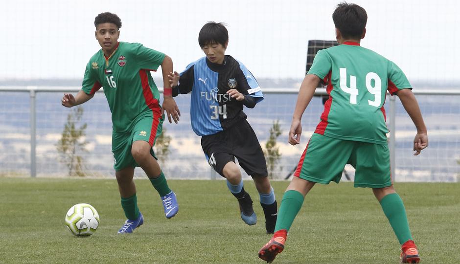 Wanda Football Cup | Kawasaki Frontale - Shabab Al Ahli FC