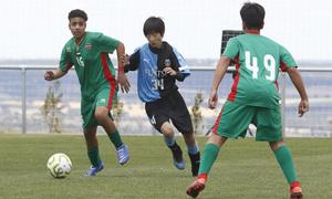 Wanda Football Cup   Kawasaki Frontale - Shabab Al Ahli FC