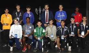 Wanda Football Cup | Presentación del torneo en el Wanda Metropolitano