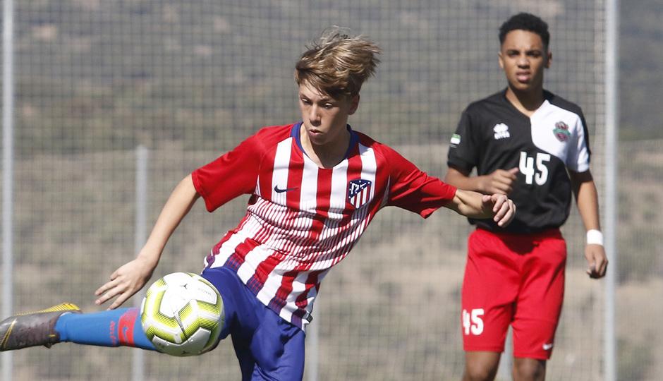 Wando Football Cup 18/19 | Atlético de Madrid - Shabab Al Ahli