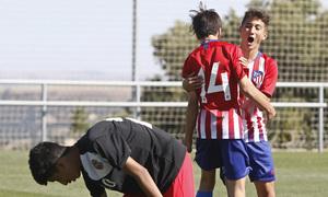 Wando Football Cup 18/19   Atlético de Madrid - Shabab Al Ahli