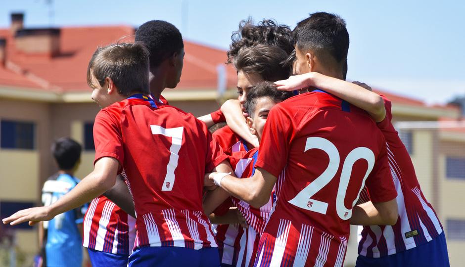 Wando Football Cup 18/19   Atlético de Madrid - Kawasaki