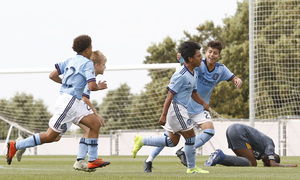 Wanda Football Cup   NY City - Leicester