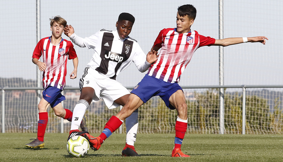 Wando Football Cup 18/19 | Atlético de Madrid - Juve
