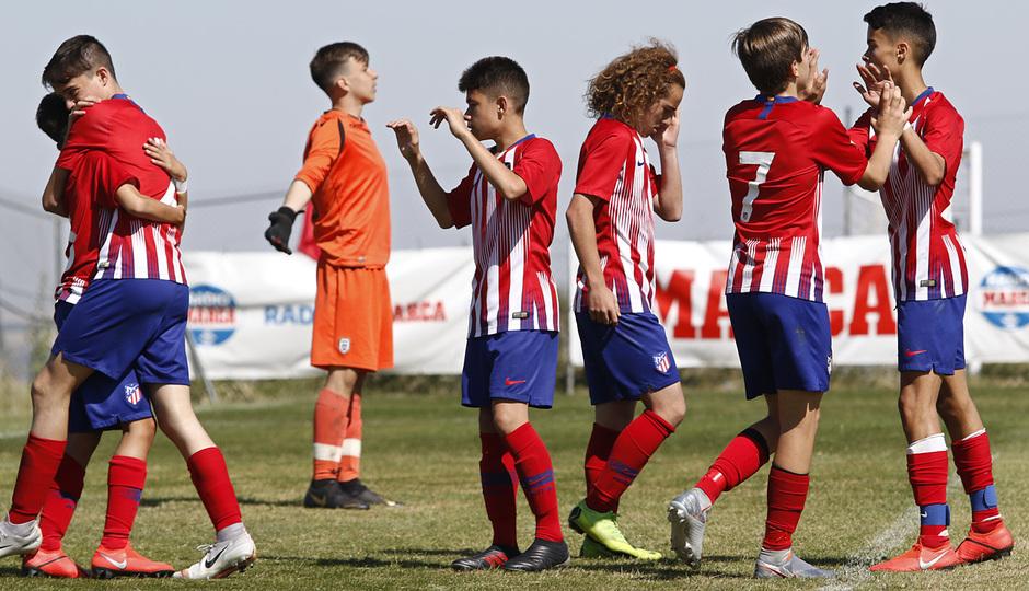 Wando Football Cup 18/19 | Atllético - PAOK