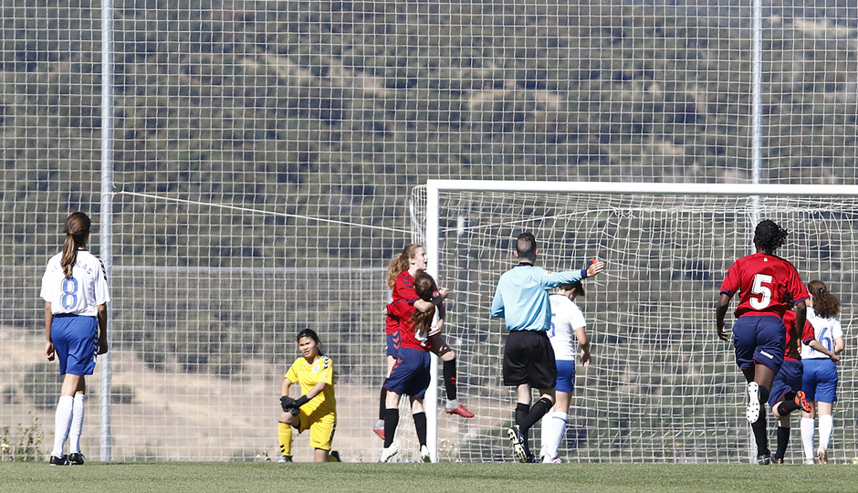 Temp 18/19 | Women's Football Cup | Zaragoza - Osasuna
