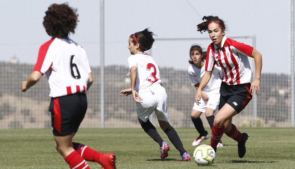Temp 18/19 | Women's Football Cup | Athletic - Sevilla