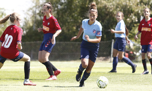 Temp 18/19 | Women's Football Cup | Atlético de Madrid - Osasuna