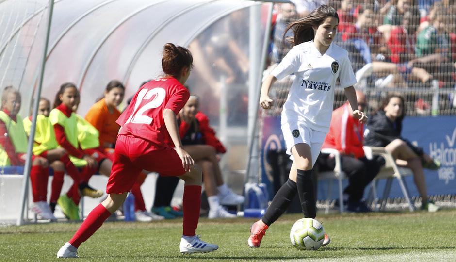 Temp 18/19 | Women's Football Cup | Valencia - Sevilla