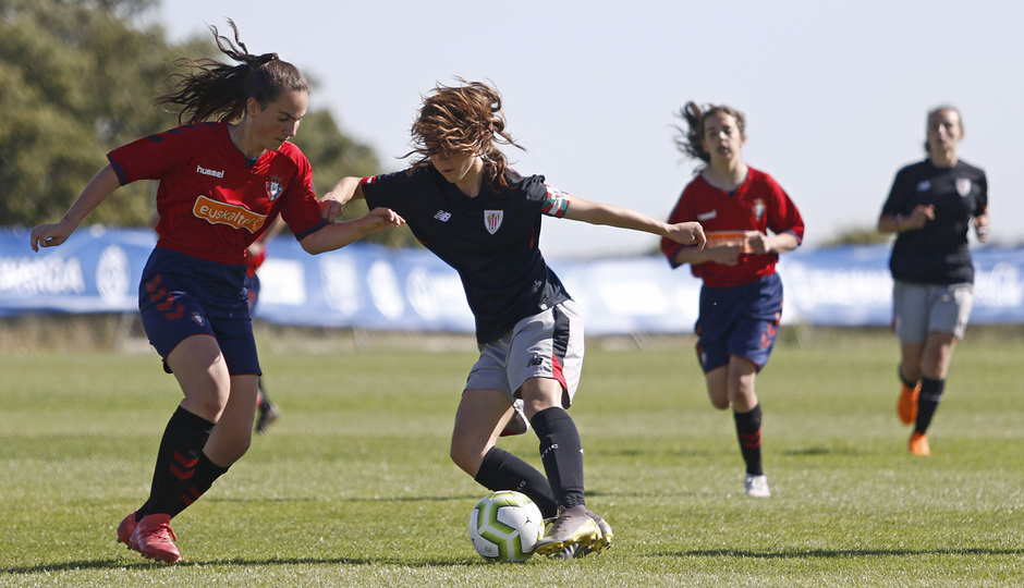Womens Football Cup | Osasuna - Athletic
