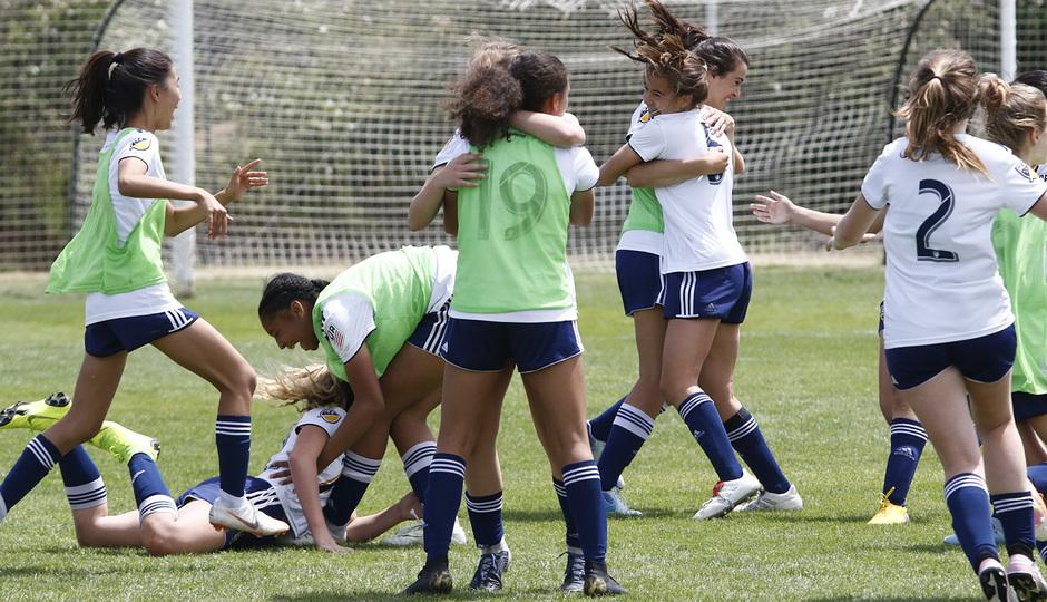 Womens Football Cup | Olympique Lyon - Los Ángeles Galaxy
