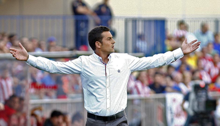 Temporada 2013/ 2014 Atlético de Madrid - Almería Francisco