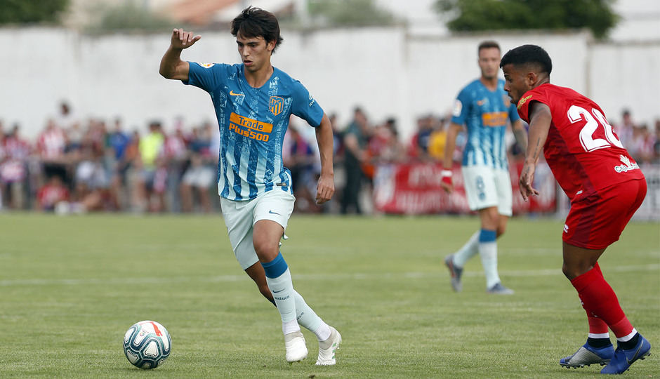 Temporada 19/20 | CD Numancia - Atlético de Madrid | Joao Felix