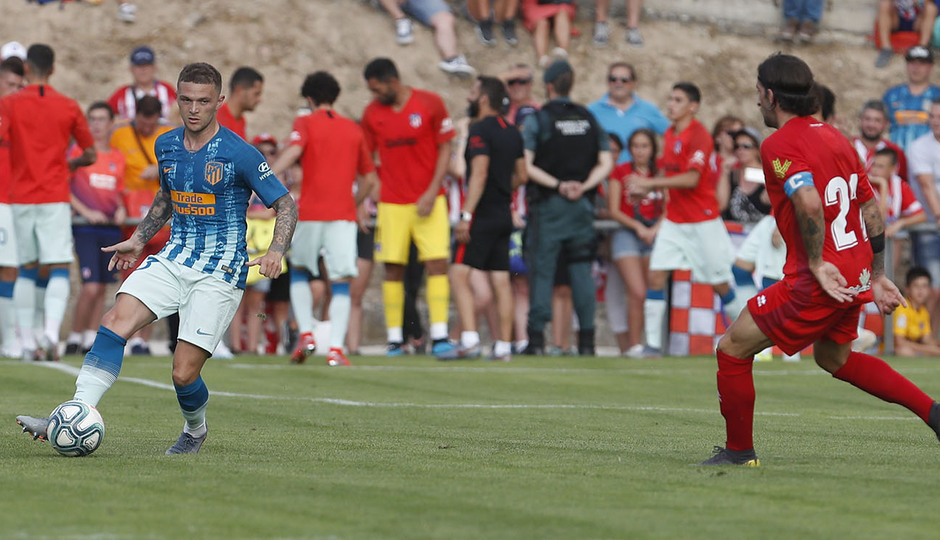 Temporada 19/20 | CD Numancia - Atlético de Madrid | Trippier