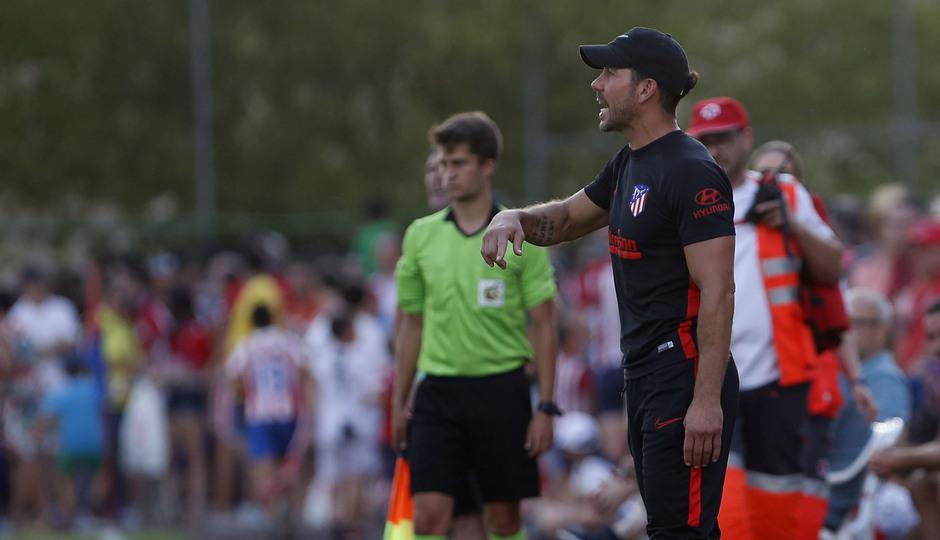 Temporada 19/20 | CD Numancia - Atlético de Madrid | Simeone