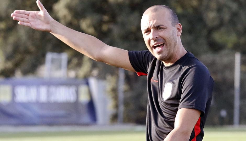 Temp. 19-20   Entrenamiento Atlético de Madrid Femenino   Sánchez Vera