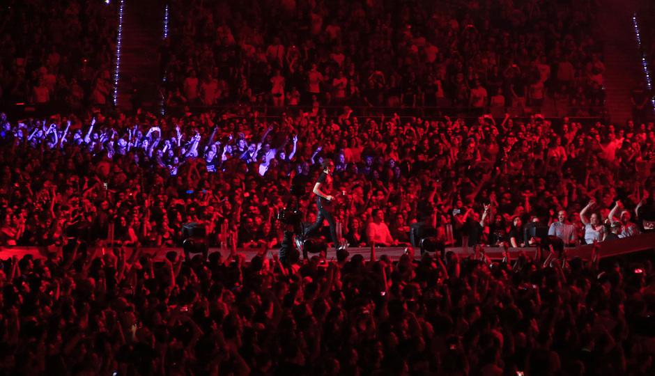 Concierto de Muse en el Wanda Metropolitano  