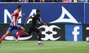 Temporada 18/19 | Atlético de San Luis - Atlético de Madrid | Lemar