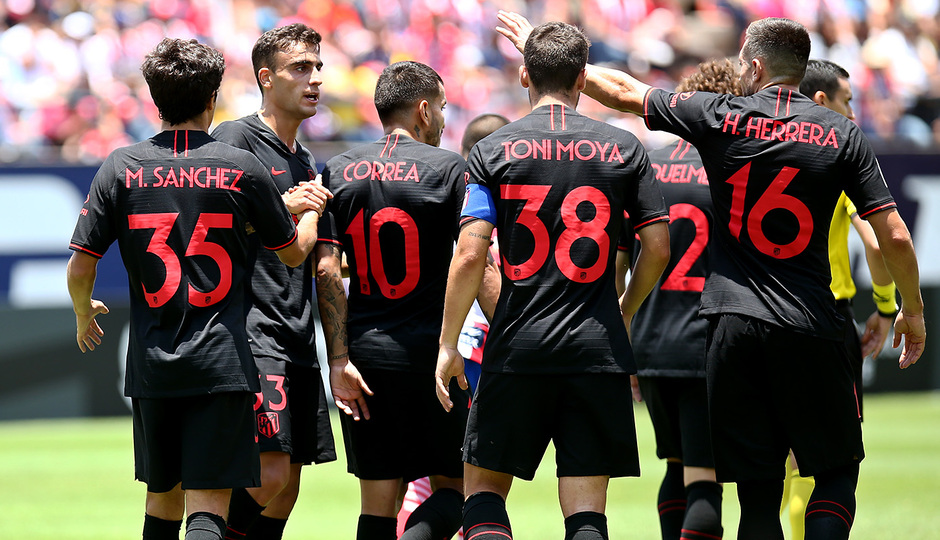 Temporada 18/19 | Atlético de San Luis - Atlético de Madrid | Gol
