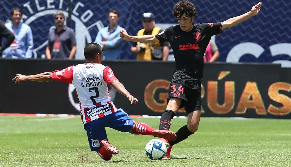 Temporada 18/19 | Atlético de San Luis - Atlético de Madrid | Camello
