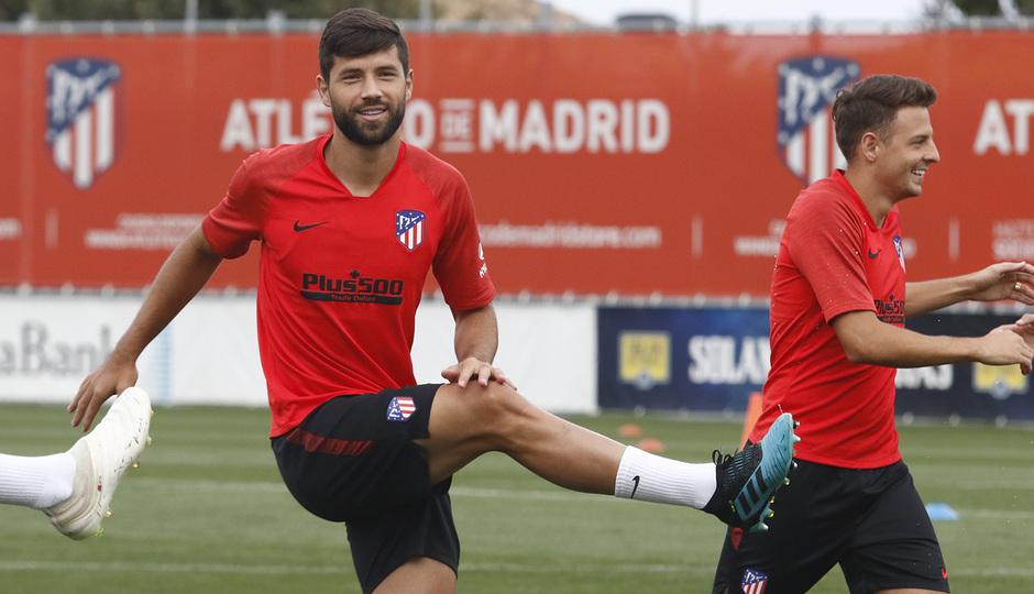 Temporada 19/20 | Entrenamiento del primer equipo | 07/08/2019 | Felipe