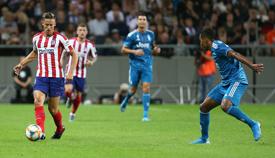 Temp. 19-20 | Atlético de Madrid - Juventus | Atleti Summer Tour | Llorente
