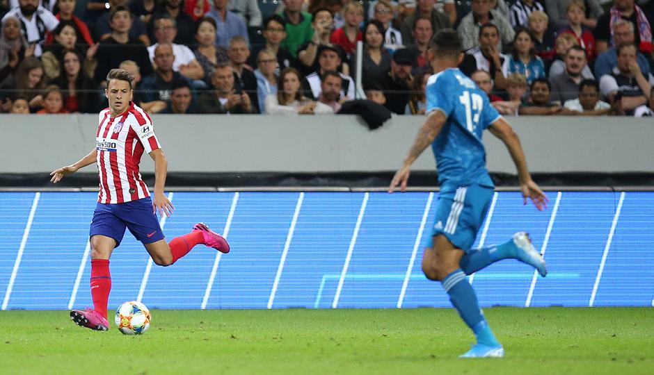 Temp. 19-20 | Atlético de Madrid - Juventus | Atleti Summer Tour | Arias