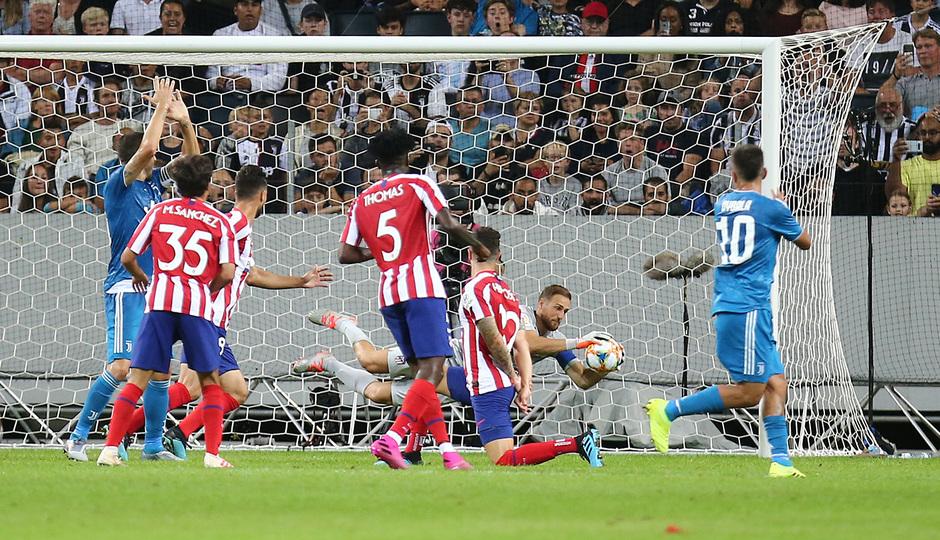 Temp. 19-20 | Atlético de Madrid - Juventus | Atleti Summer Tour | Oblak