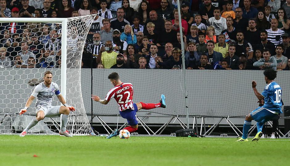 Temp. 19-20 | Atlético de Madrid - Juventus | Atleti Summer Tour | Hermoso