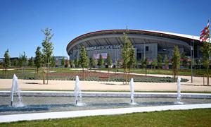 Temporada 19/20 | Novedades en el Wanda Metropolitano | Jardines
