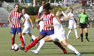 Temp. 19-20 | International Champions Cup | Lyon - Atlético de Madrid Femenino | Ludmila
