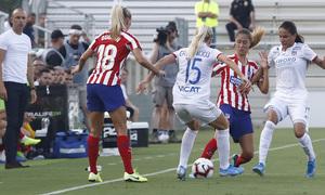 Temp. 19-20 | International Champions Cup | Lyon - Atlético de Madrid Femenino | Laia