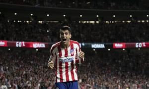Temporada 19/20   Atleti - Getafe   Morata