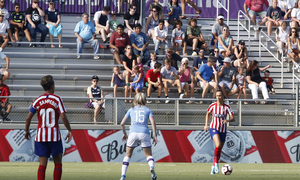 Temp. 19-20   International Champions Cup   Manchester City - Atlético de Madrid Femenino   Virginia Torrecilla