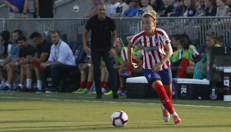 Temporada 19/20 | International Champions Cup | Atlético Femenino - Manchester City | Carmen Menayo
