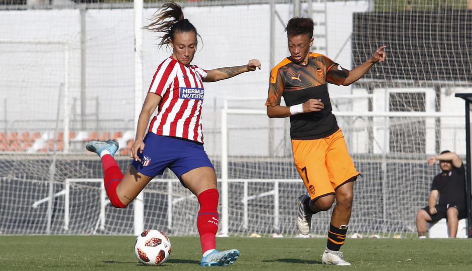 Temporada 19/20 | Atlético de Madrid Femenino - Valencia CF Femenino | Triangular | Virginia