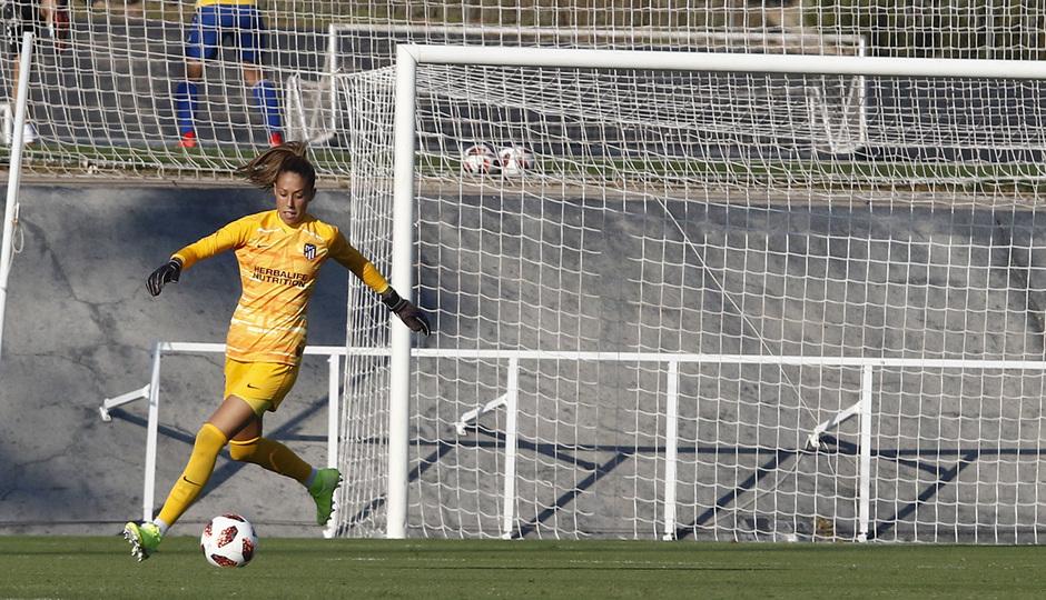 Temporada 19/20 | Atlético de Madrid Femenino - Valencia CF Femenino | Triangular | Lola