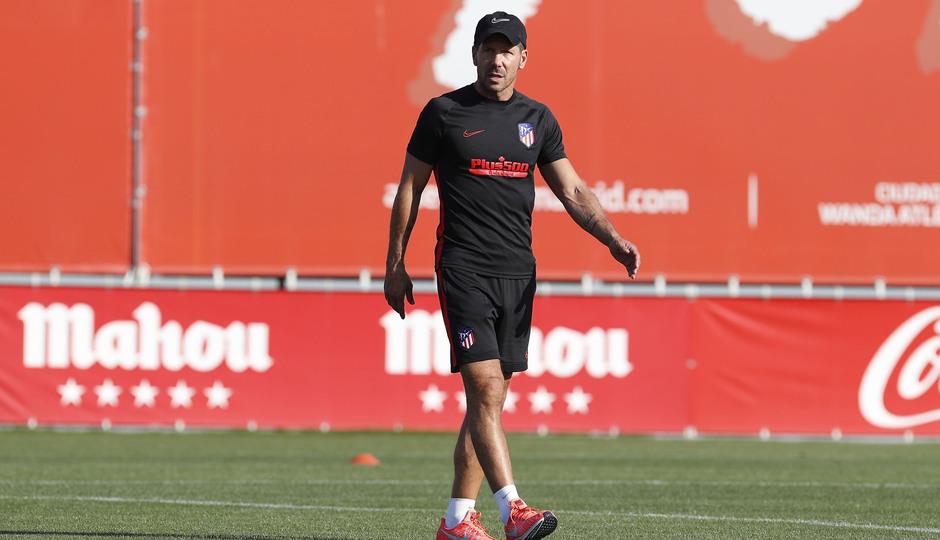 Entrenamiento 24-08-2019 | Simeone.