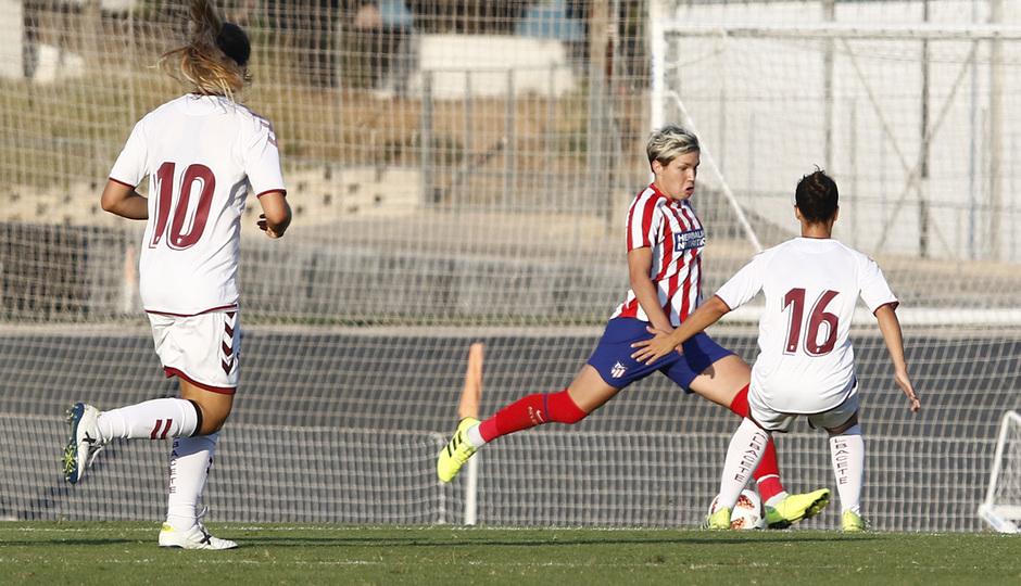 Temporada 19/20 | Atlético de Madrid Femenino - Fundación Albacete | Triangular | Linari