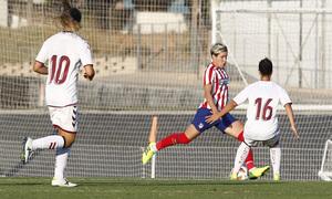 Temporada 19/20   Atlético de Madrid Femenino - Fundación Albacete   Triangular   Linari
