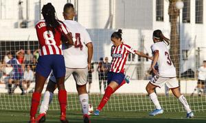 Temporada 19/20   Atlético de Madrid Femenino - Fundación Albacete   Triangular   Olga