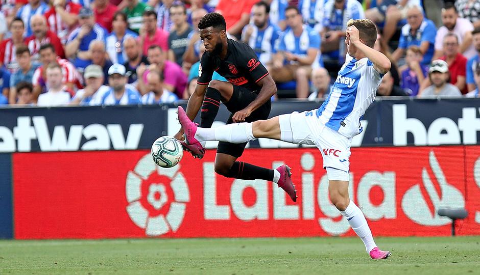 Temporada 19/20 | Leganés- Atlético de Madrid | Lemar