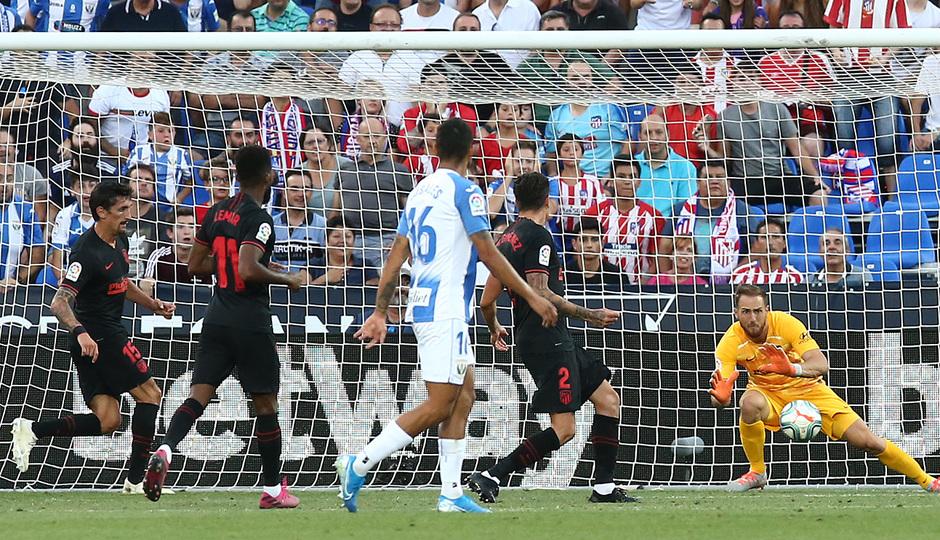Temporada 19/20 | Leganés- Atlético de Madrid | Oblak