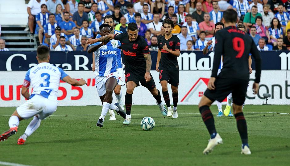 Temporada 19/20 | Leganés- Atlético de Madrid | Vitolo